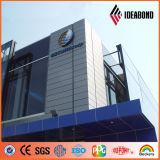 Панель полиэфира доски логоса магазина китайца составная алюминиевая (001)