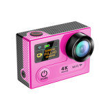 4k HD 1080P Outdoor Action Sports Camera H8r mit 2 Screens und 360 Degree H. 264 Videos 60 Frames Video 30m Waterproof