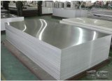 Aluminium-/normale/flache Aluminiumplatte mit Seite des PET Film-einer (1050, 1060, 1100, 1235, 3003, 3102, 8011)