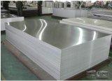 Aluminio / aluminio normal / plana / Placa con PE Film un lado (1050, 1060, 1100, 1235, 3003, 3102, 8011)