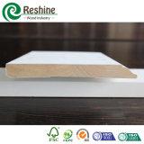 Tablero que bordea preparado de madera de pino de Radiata