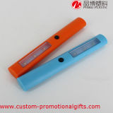 Plastikbatterie PFEILER LED Berufsarbeits-Taschenlampe
