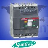 Caso moldeado Circuit Breaker 400AMP MCCB 3 poste