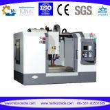Филировальная машина подвергая механической обработке центра CNC Vmc600L вертикальная