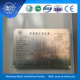 110kV in olie ondergedompeld ontlaad voltageregelgeving de Transformator van de Macht