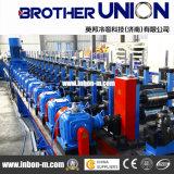 Rolo da produção da coluna da prateleira que dá forma à máquina para o supermercado