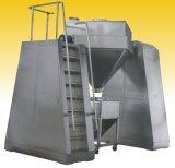 Anhebender Zufuhrbehälter-Einspaltentyp Mischvorrichtung-pharmazeutische Maschine