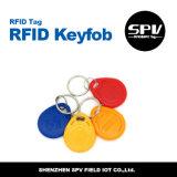 RFID 13.56MHzのキーホルダーのABS Hf Icode Sli ISO15693