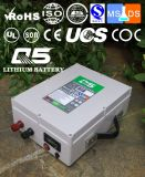 12V80AH Industrialリチウム電池のLithium LiFePO4李(NiCoMn) O2 PolymerのリチウムIon RechargeableかCustomized