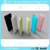 4000mAh極度の薄い携帯用充電器の外部電池バンク(ZYF8083)