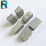 대리석 절단을%s 24X8X13mm 다이아몬드 세그먼트
