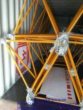Guindaste de torre com carga 4ton