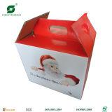 도매를 위한 손잡이를 가진 선물 수송용 포장 상자