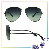 2016 lunettes de soleil de mode polarisées par métal neuf de créateur