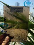 Bronze mag gekopiertes Glas mit Cer, ISO (3-8mm) blühen