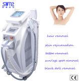 O bom preço Opt máquina da remoção do tatuagem do laser da remoção do cabelo do rejuvenescimento da pele de Elght IPL