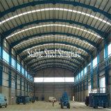 Edifícios da vertente do metal da estrutura do metal do baixo custo