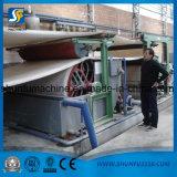 Pequeñas máquinas de la fabricación del papel de tejido de tocador que hacen el rodillo de papel enorme