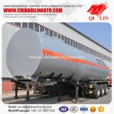De la Chine Qilin de la marque Q235 de plaque en acier de camion-citerne remorque semi à vendre