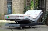 mit 2 Garantie-modernes Hauptmöbel-elektrisches Bett-justierbarem Bett
