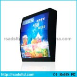 Rapide Alimentation Menu Affichage LED Light Box