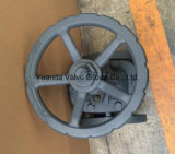 ANSI 125lb/150lb Cast Iron Non-Ring Stem API Gate Valve Flange