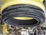 En 853 boyau en caoutchouc flexible renforcé par fil de 1sn/SAE 100r1at