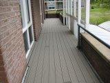 Preiswerter Preis-LaminatWPC Decking-Fußboden