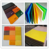 2mm에 30mm Thickness Plastic Products Cast Acrylic Sheet