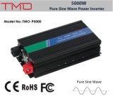 12/24/48 volt 5000 watts d'onde sinusoïdale d'inverseur pur d'énergie électrique