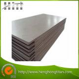 De Plaat van het titanium