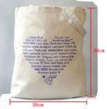 نوع خيش يكيّس كاليكو جلّيّة حمل [ديي] حرفة [ألّ-بوربوس] طبيعيّة فارغة حقيبة تسوق