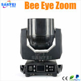 Bienen-Augen-Summen-bewegliches Hauptträger-Licht LED-7PCS*15W RGBW