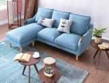 Qualitäts-modernes Gewebe-spätestes Entwurfs-Möbel-Sofa S6068