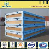 Casa staccabile del contenitore della parete del pacchetto piano ENV della Camera del contenitore
