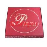 Haltbare Mitnehmerverpackungs-Postpizza-Kasten (PIZZ-030)