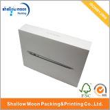 Boîte de cadeau glacée faite main blanche sensible de luxe (AZ121924)