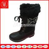 Alti caricamenti del sistema della neve della caviglia di modo per le donne