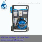 Producto de limpieza de discos de alta presión con el equipo de alta presión de la limpieza de la bomba centrífuga 300bar