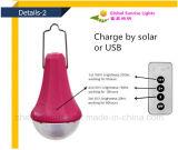 LEIDENE van het Systeem van de Zonne-energie van de Apparatuur van de Productie van het zonnepaneel Mini Zonne Lichte Uitrustingen voor Huis