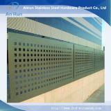 Perforated лист волны для загородки, строительного материала