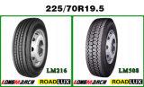 세계적으로 유명한 반 상표 도매 트럭 타이어 22.5