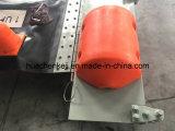 浮遊物のゴム製オイルフェンスの専門の製造業者