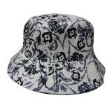 Sombrero del compartimiento con la tela floral (BT060)