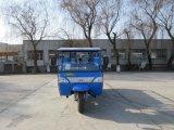 Waw Dieselrad-Fahrzeug des chinese-drei mit Überrollschutzvorrichtungen u. Sonnenschutz