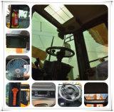 Pequeño Paylader 1200kg mini cargador de la rueda de China con el ventilador de nieve