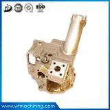 OEMの精密機械工場からの機械化アルミニウムまたはアルミニウムまたはたる製造人または黄銅のブロックCNCの部品