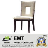 Chaise spéciale d'hôtel avec l'armature en bois forte (EMT-HC22)