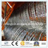 Гальванизированная загородка колючей проволоки бритвы/лезвия бритвы безопасности