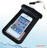 Sacs imperméables à l'eau de prix bas et de qualité avec la courroie de bras pour Samsung S3 S4